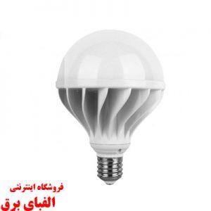 قیمت لامپ ال ای دی حبابی 70 وات پارس شعاع توس