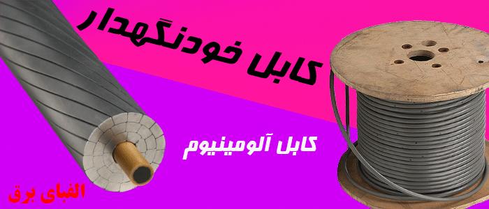 خرید کابل خودنگهدار