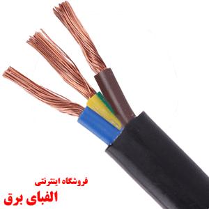 کابل افشان 2.5 * 3 پاسارگاد