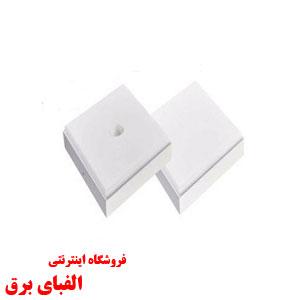 چراغ ال ای دی سقفی 22وات زاک روکار مدل سنسوردار مربع
