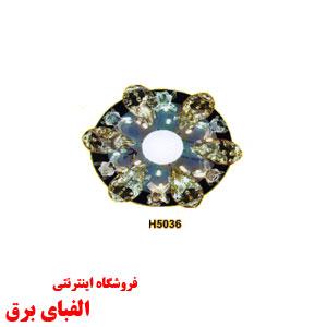 قاب کریستالی SMD زاک سری H5036